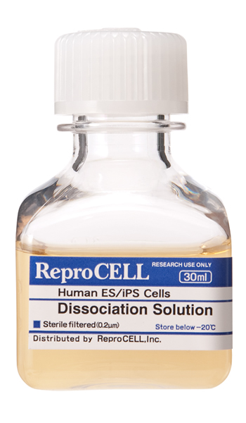 Dissociation Solution for human ES/iPS Cells (CTK溶液)